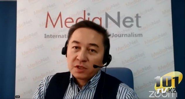 Адиль Джалилов: Медиаграмотность несколько пугает систему как новый предмет